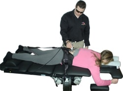 Chiropractic Houston TX KDT Spinal Decompression Table
